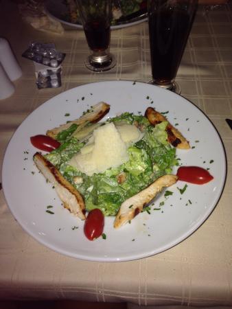 Eris Cafe: Salade