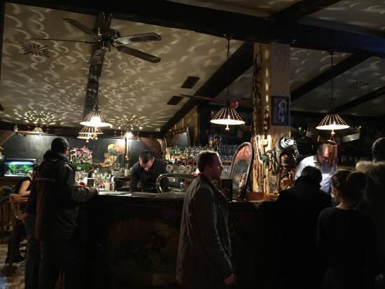 Indian Soul Cafe : Bancone del bar