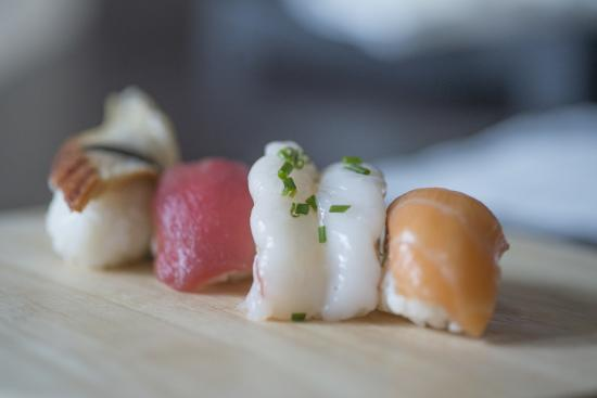Sumo Sushi Take Away: Slurp