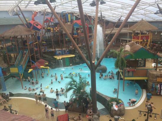 Waterpark Picture Of Splash Landings Hotel Alton Tripadvisor