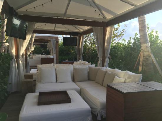 The Miami Beach Edition Cabana