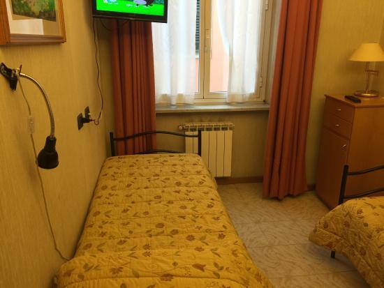 Hotel Monte Rosa : Chambre familiale
