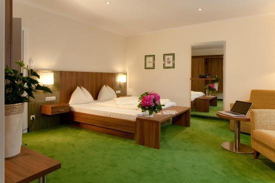 Hotel Krone: Doppelbettzimmer