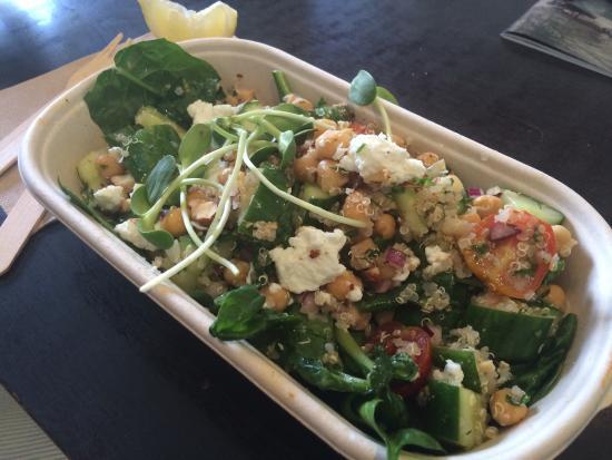 Top Shop: Healthy salad
