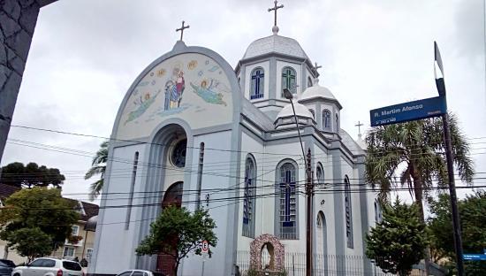 Igreja Ucraniana Catolica Nossa Senhora Auxiliadora