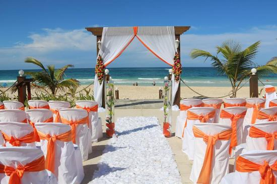 Wedding Location Picture Of Occidental Caribe Punta Cana