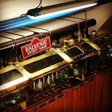 Speyside Tours: Balvenie Distillery