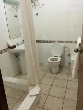Coconut Grove Regency Hotel : Bathroom