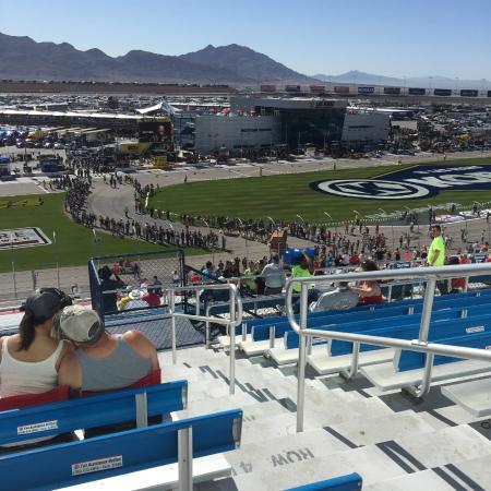 Nascar Weekend Picture Of Las Vegas Motor Speedway Las