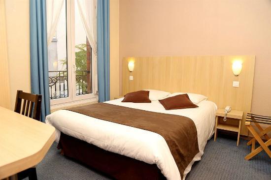Hotel Paris Villette : quarto