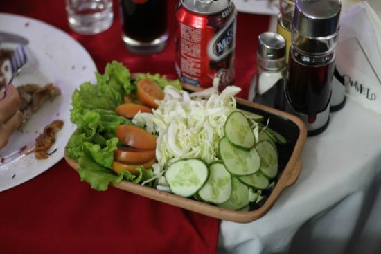 El Carmelo: Salada
