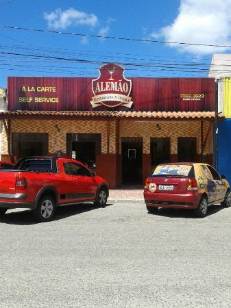 Alemao Restaurante E Drink's