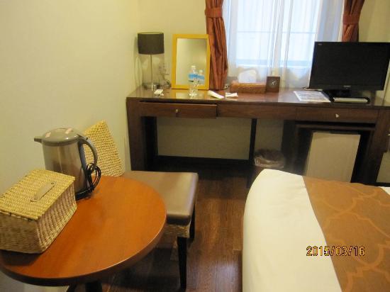 Arietta Hotel Osaka: 室内