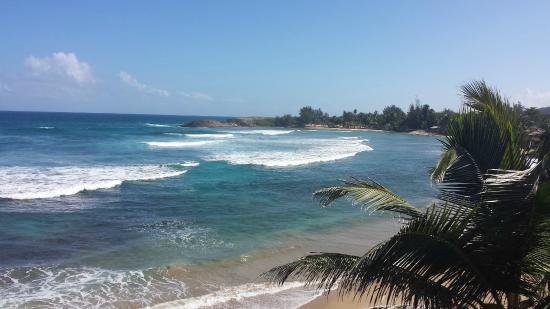 Ocean Front Hotel & Restaurant: Beach