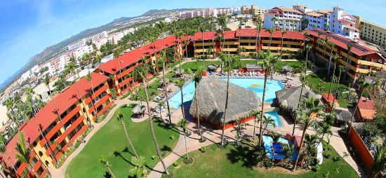 Marina Sol: Cabo Leisure Vacation Condos: Pool view