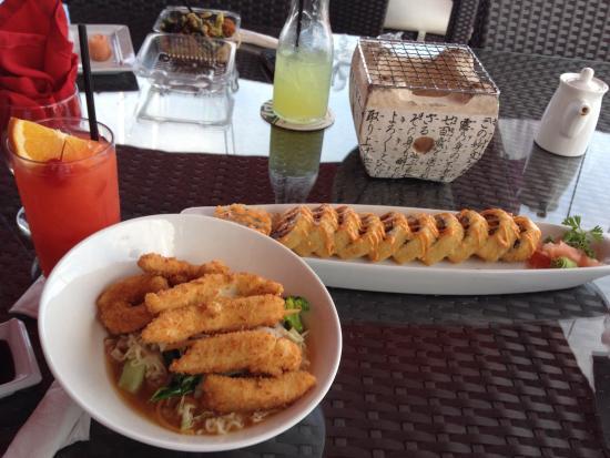"Sur Club Sushi Bar: ""Mouth watering"""