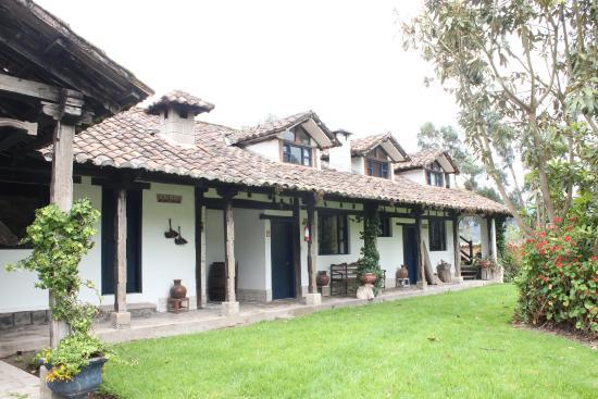 Hacienda La Merced Baja