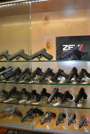 Foto de Stone Hart's Gun Club & Indoor Range