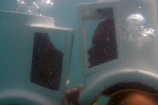 Seawalking: under water romance