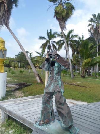 Villas Coco Resort: parte donde te llevan , ellos dicen que es una playa.