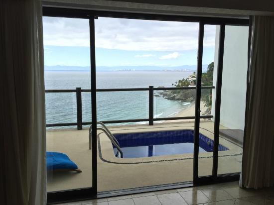 Plunge Pool Suite- Penthouse Floor Club Tower - Picture of ...