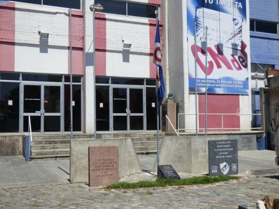 Fanaticos Futbol Tours: Museu do Nacional de Montevidéu 005