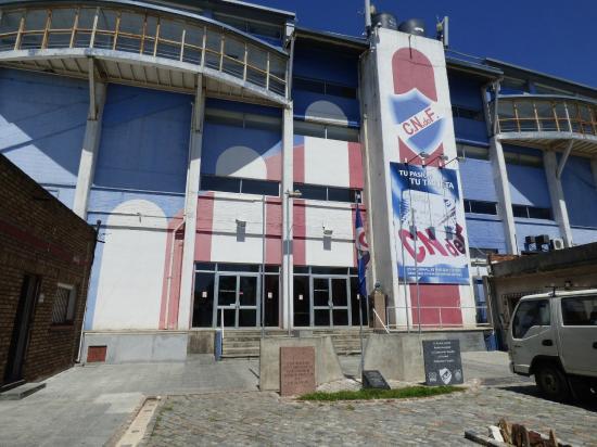 Fanaticos Futbol Tours: Museu do Nacional de Montevidéu 014