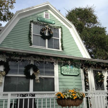 SeaGlass Inn Bed and Breakfast: Entrance