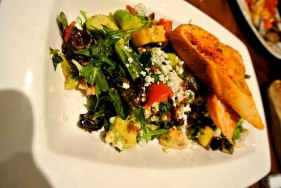 Max Brenner: Salad Again