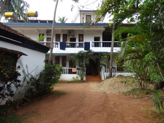 Anjuna Beach Resort: Teil der Hotelanlage