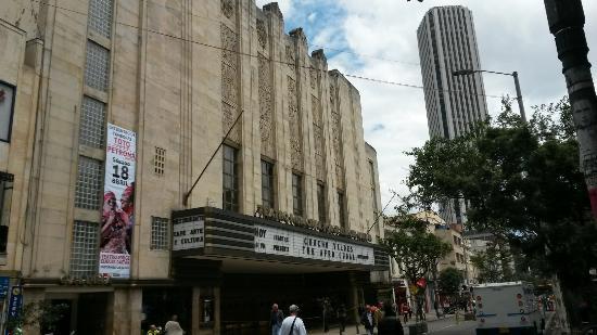 Teatro municipal Jorge Eliecer Gaitan