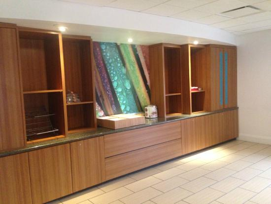 SpringHill Suites Houston Medical Center/NRG Park : New Lobby