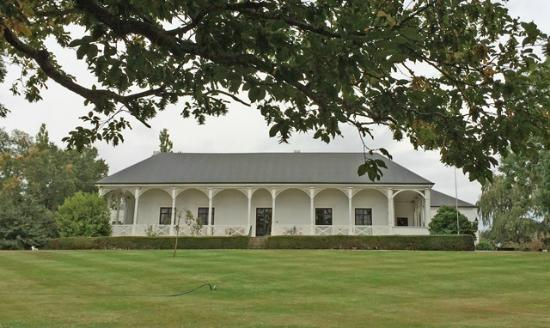 Quamby Estate: Quamby Homestead