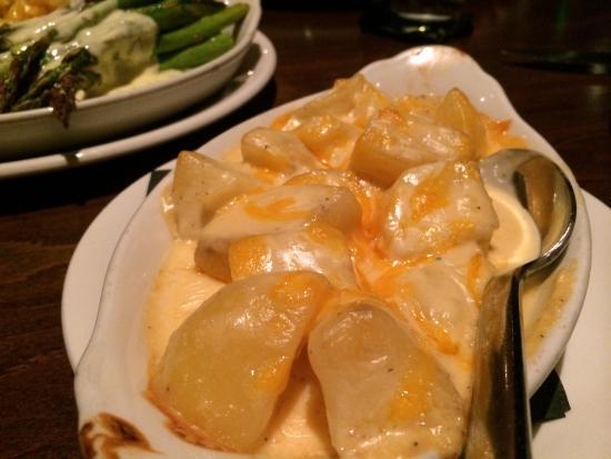 Vince Young Steakhouse: Gratin Potatoes