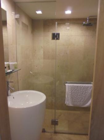 Hotel Vista Express : Clean bathroom