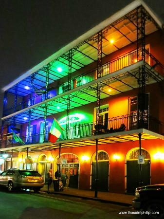 Excellent spot in French Quarter! - Review of The Saint Philip Hotel ...