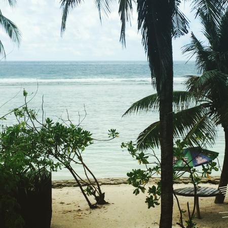 Fern Boquete Inn: beach view room