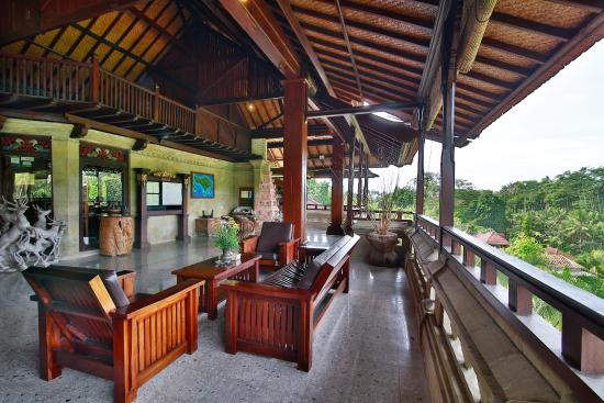 Bali Spirit Hotel and Spa: LOBBY