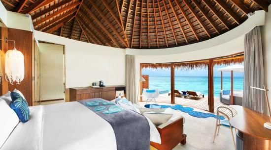 W Retreat & Spa Maldives : Fabulous Lagoon Oasis