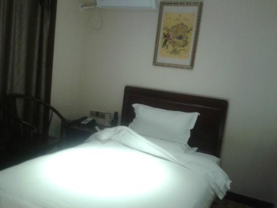 Minxing boutique hotel xi 39 an chine voir les tarifs et for Boutique hotel xian