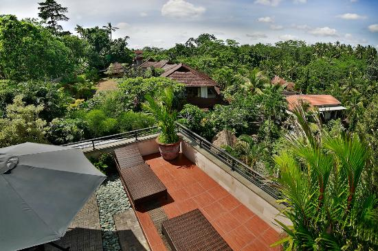 Bali Spirit Hotel and Spa: VIEW