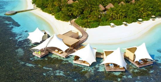 W Retreat & Spa Maldives : Away Spa