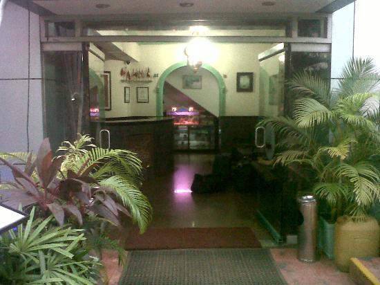 La Ben Resort: Reception of Hotel