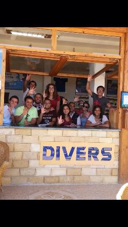 Divers House Hotel: Thanks divers house