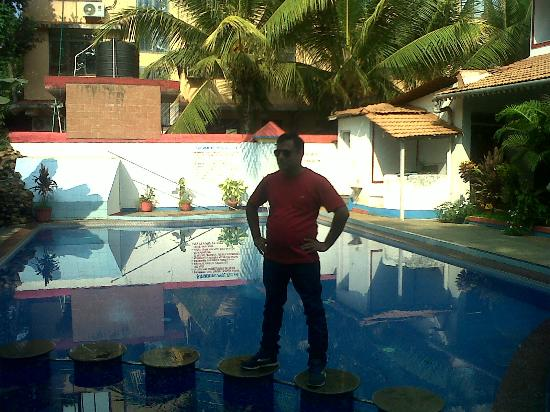 Avantika Resort: Pool Side