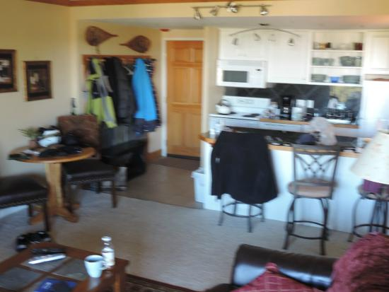 Trails End Condominiums: Kitchen / Dining
