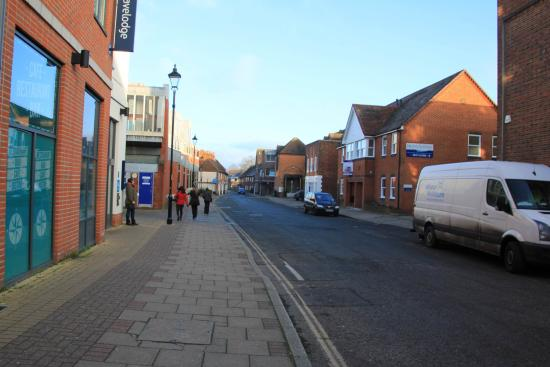 Travelodge Chichester Central: Chapel street