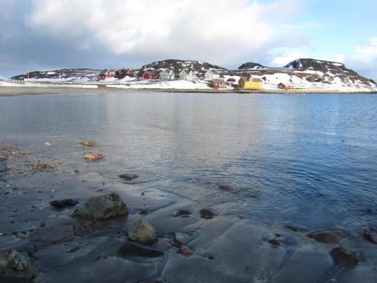 Kongsfjord Gjestehus: stunning scenery