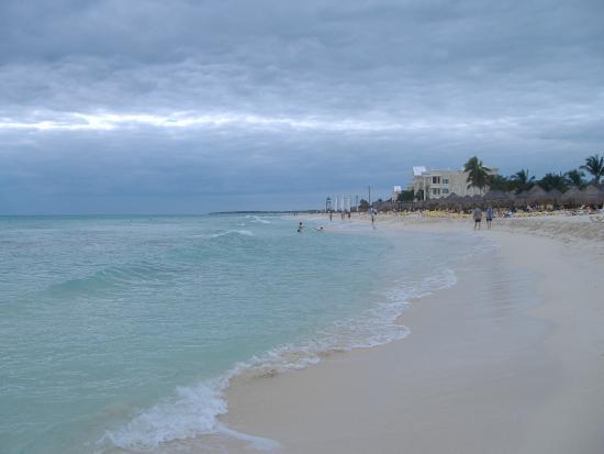 Iberostar Paraiso Beach : beach