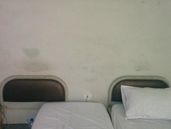 Park Palace Hotel: Room
